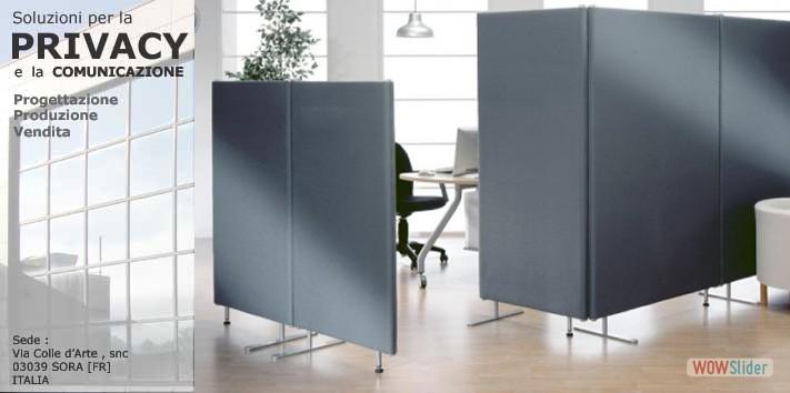 Categorie prodotti pannelli divisori pareti mobili separ su ruote schermi flessibili - Pareti divisorie ufficio economiche ...